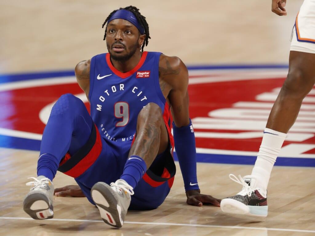 NBA trades: Jerami Grant