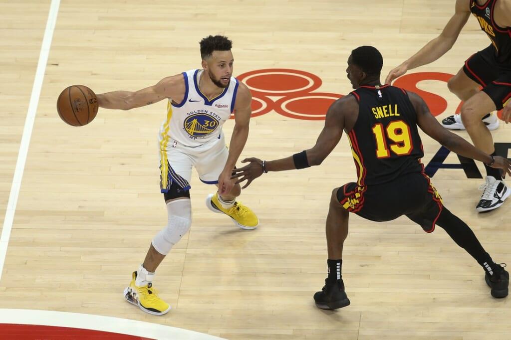 NBA Top Shot, Stephen Curry