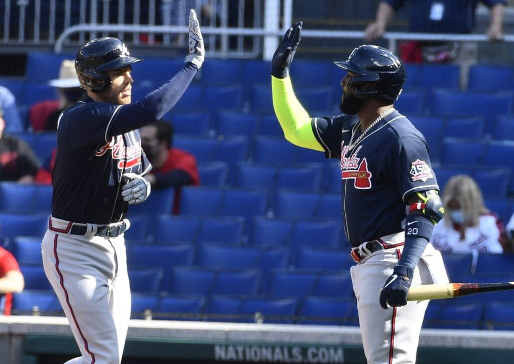 National League east, Atlanta Braves