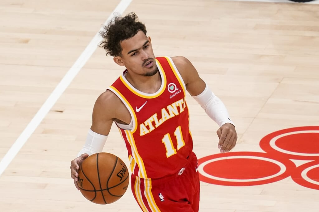 NBA players under pressure: Trae Young