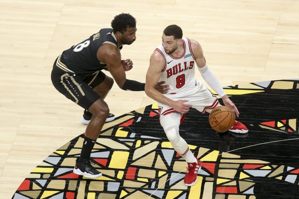 NBA trades: Zach LaVine
