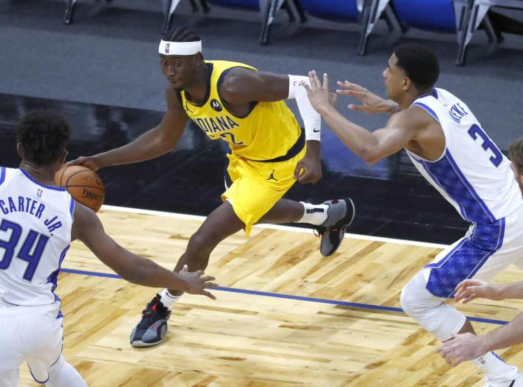 Indiana Pacers destined for early exit with or without Caris LeVert
