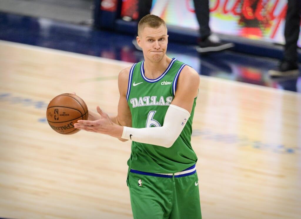 NBA trades: Kristaps Porzingis
