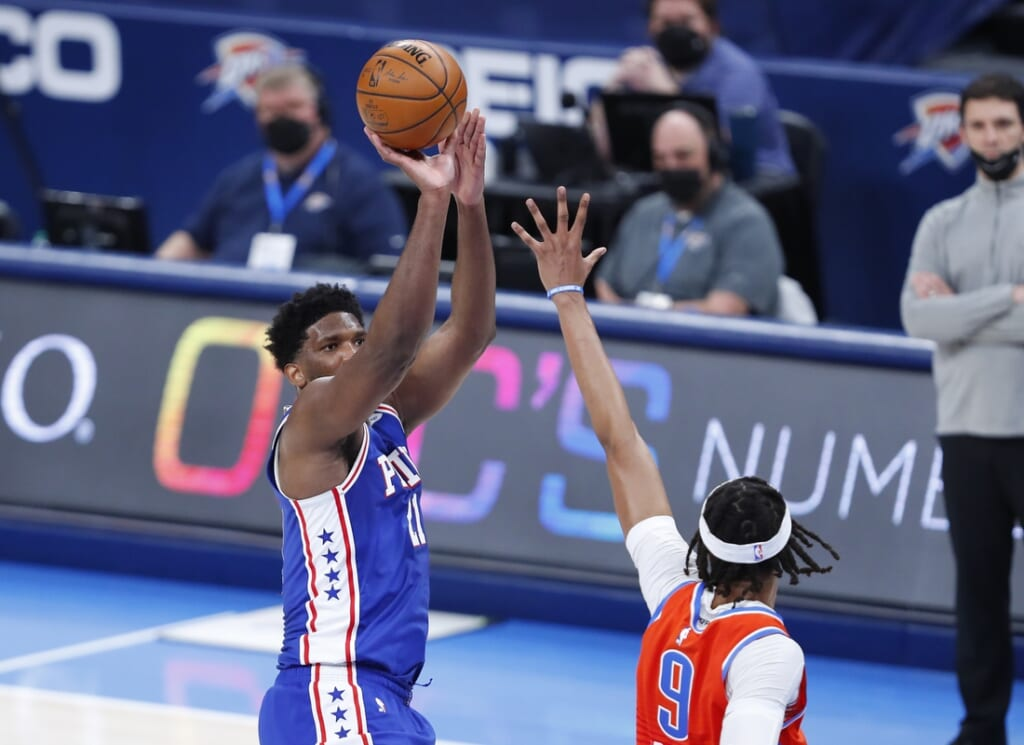 2021 NBA Playoffs: Philadelphia 76ers