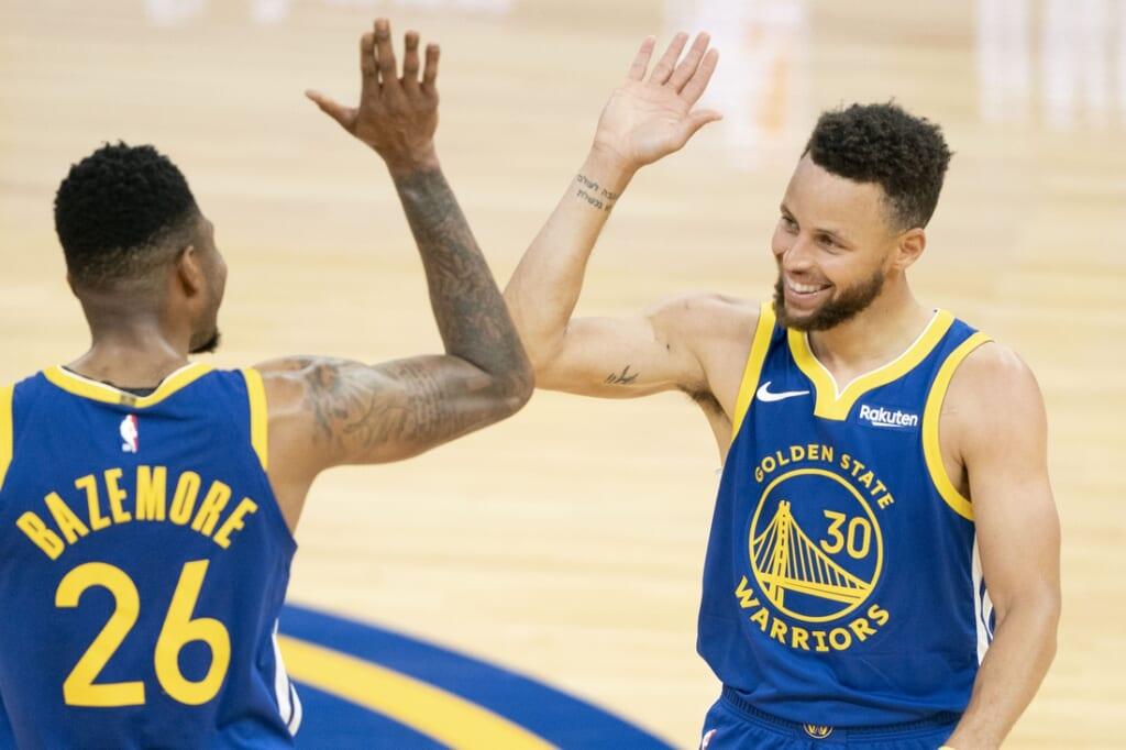 Stephen Curry, NBA MVP