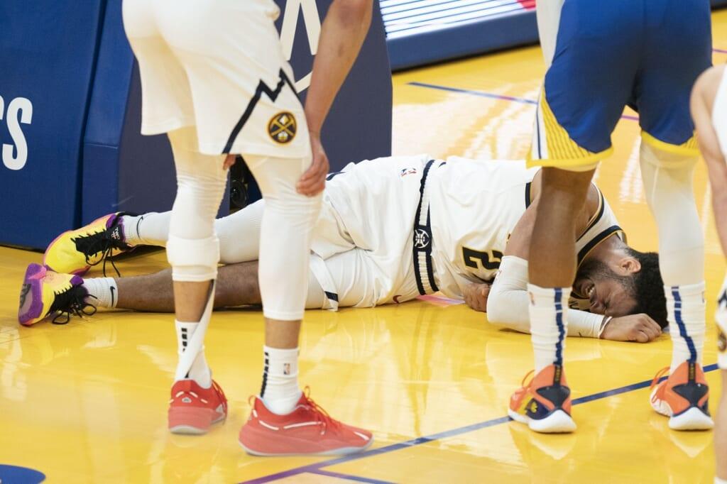 NBA injuries: Jamal Murray