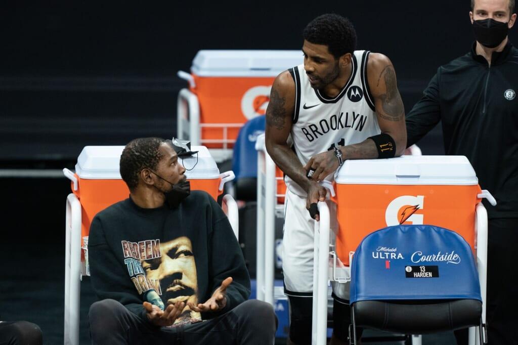 2021 NBA Playoffs: Brooklyn Nets