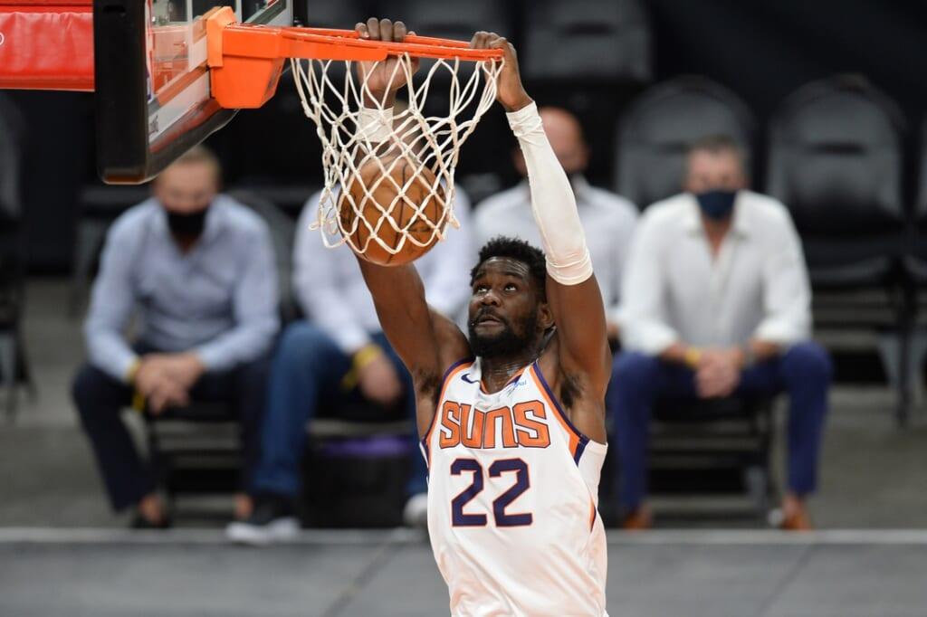 NBA free agents 2022: Deandre ayton