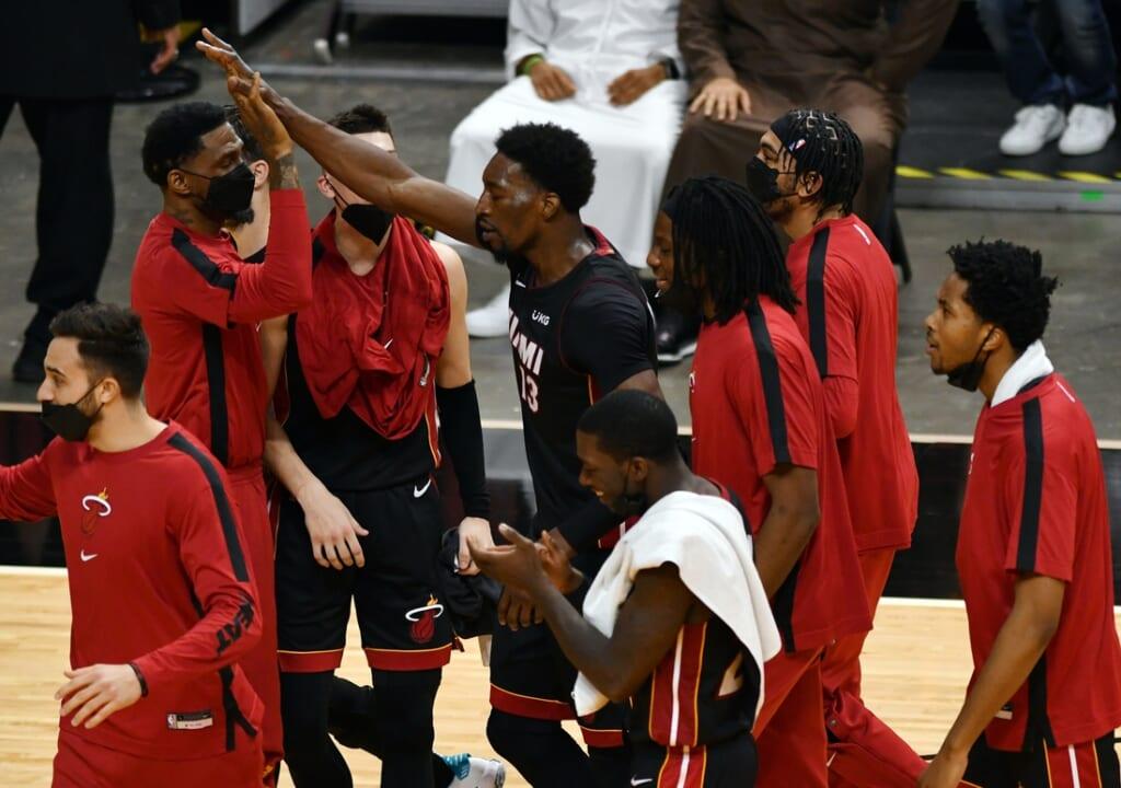 Miami Heat season in review: Bam Adebayo