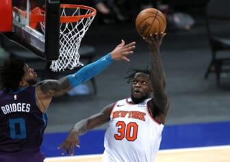 New York Knicks star Julius Randle