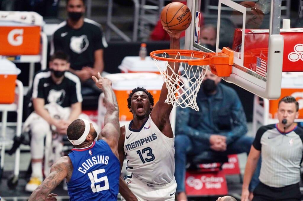 NBA trade rumors: Jaren Jackson Jr.