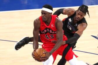 3 ideal Pascal Siakam trade scenarios from the Toronto Raptors