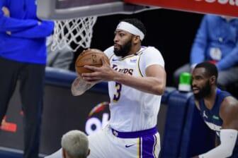 Los Angeles Lakers star Anthony Davis' injury