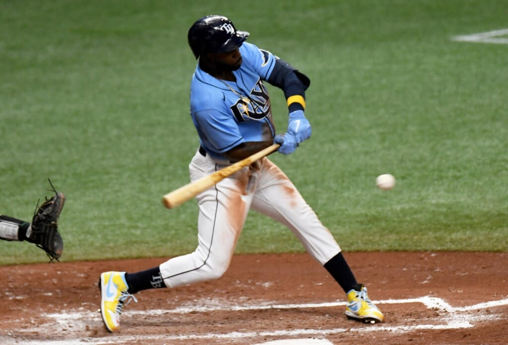 Low run production may cause Tampa Bay Rays to miss the playoffs