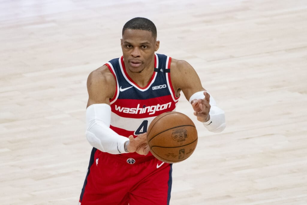 Greatest NBA point guards of all-time: Russell Westbrook
