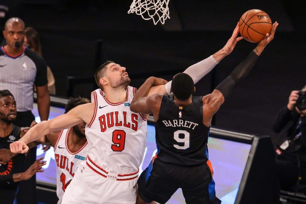 Best NBA players: Nikola Vucevic