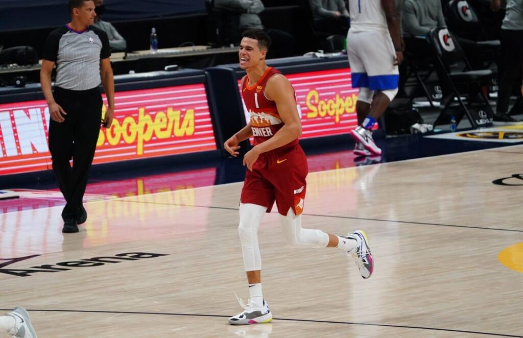 NBA Playoffs: Michael Porter Jr., Denver Nuggets