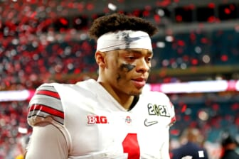 Chicago Bears trade up for Justin Fields