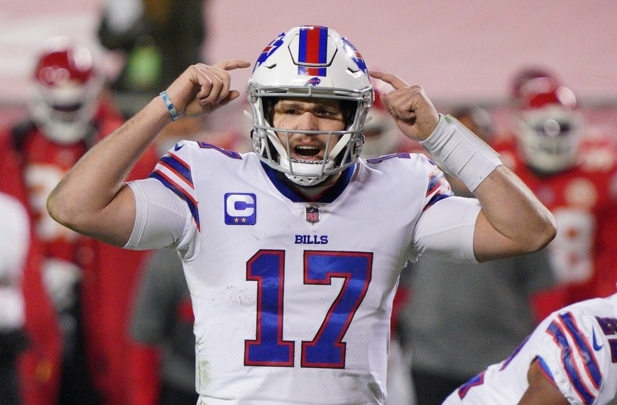 Super Bowl 56 contenders likely doomed by brutal schedules: Buffalo Bills