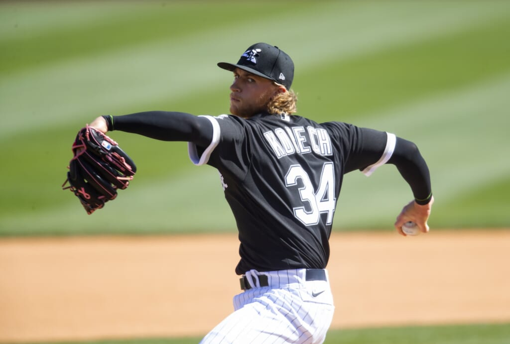 Michael Kopech gives Chicago White Sox pitching versatility
