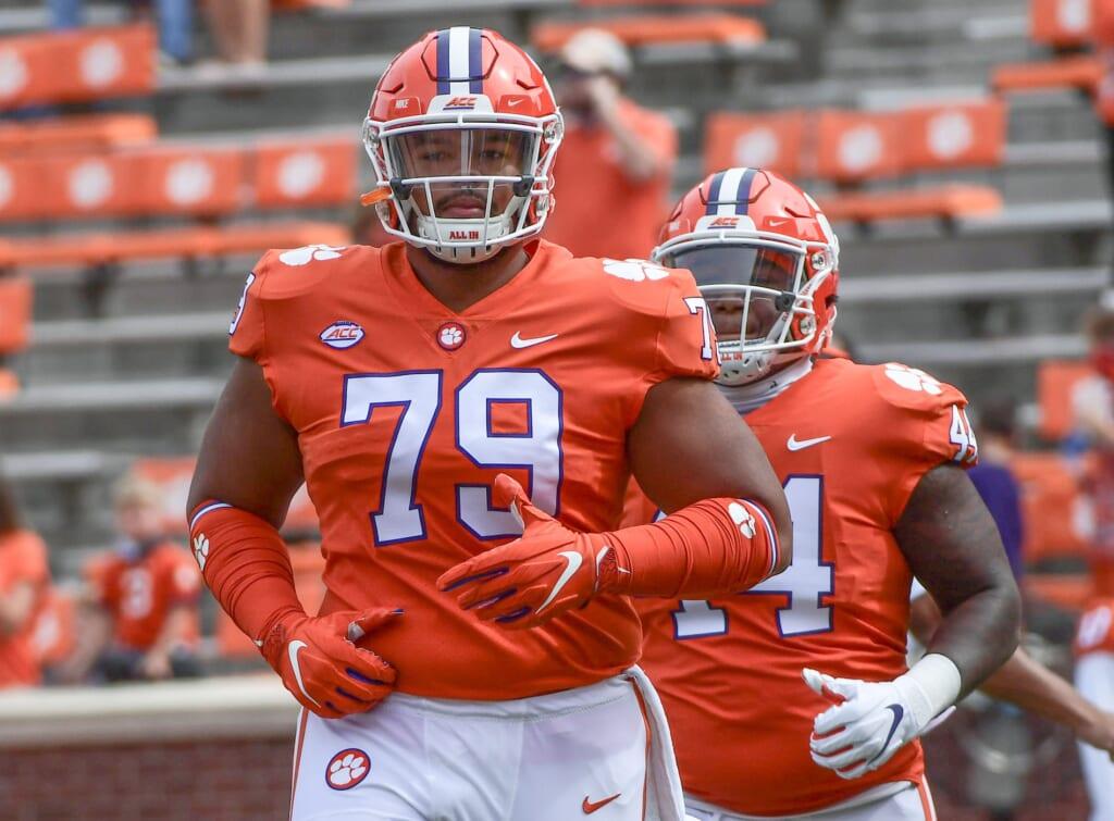 NFL Draft: Jackson Carman, Cincinnati Bengals