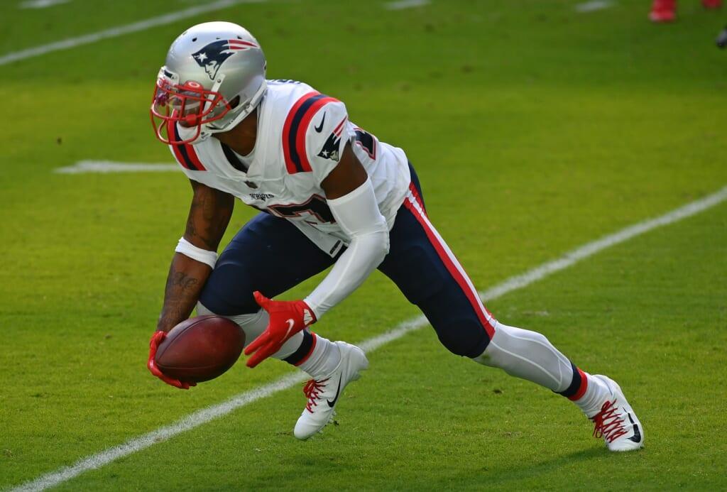 New England Patriots CB J.C. Jackson