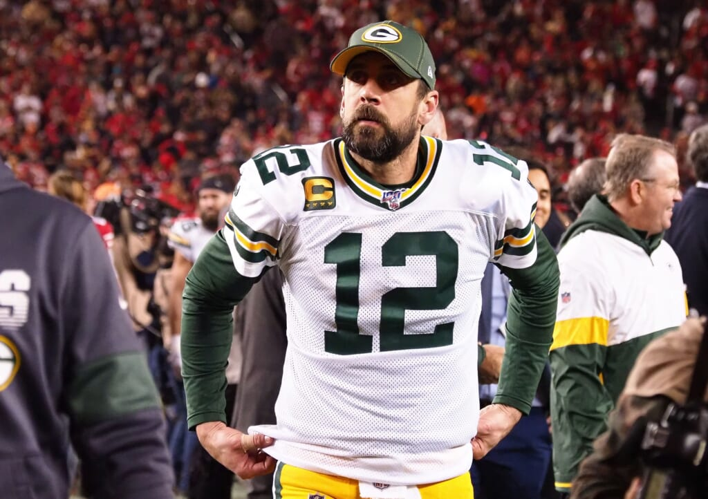 Packers have muddled vision for Aaron Rodgers and the team's future
