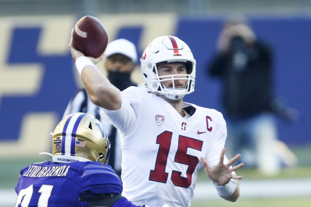 Why Davis Mills is the best QB for Chicago Bears to draft