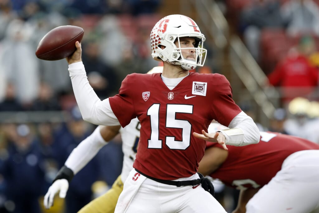 2021 NFL Draft: Davis Mills, Stanford