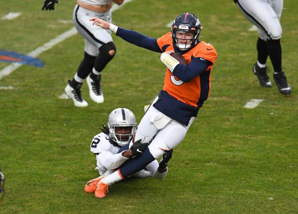 3 best fits for Davis Mills in 2021 NFL Draft: Denver Broncos