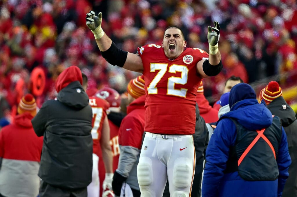 3 best team fits for ex-Chiefs left tackle Eric Fisher