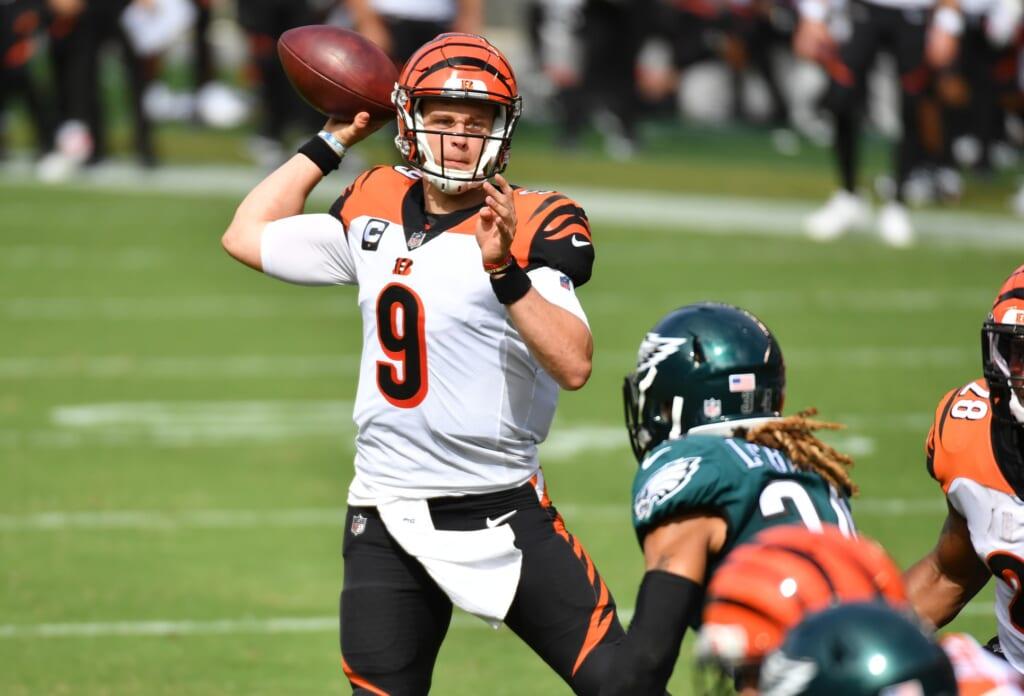 The Cincinnati Bengals aren't done trading in the 2021 NFL Draft