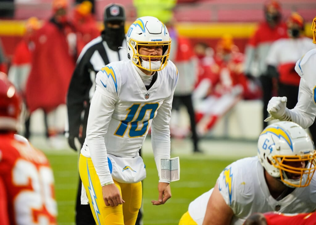 Kansas City Chiefs schedule, Los Angeles Chargers