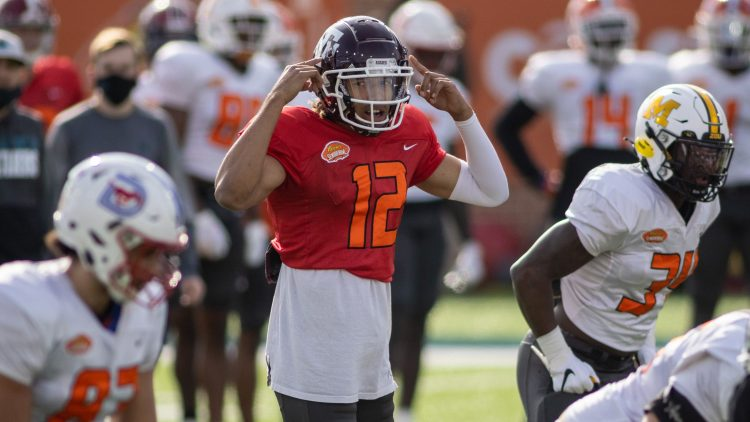 Kellen Mond labeled 'sleeper of the draft': 3 best team fits for QB
