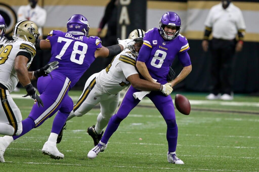 Eric Fisher to Minnesota Vikings