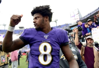 NFL contracts, Lamar Jackson
