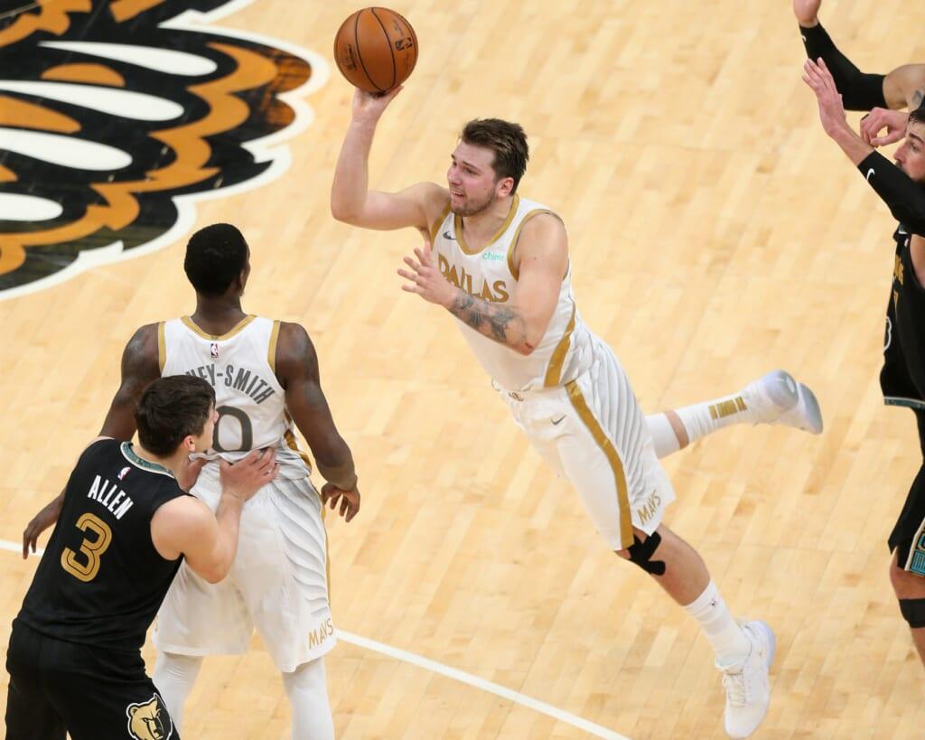 Ranking Dallas Mavericks potential NBA play-in tournament opponents: 2. Memphis Grizzlies