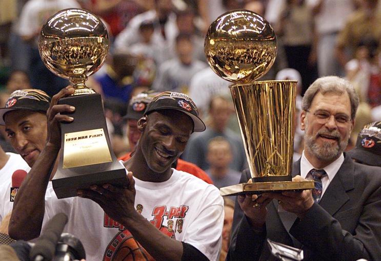 All-Time NBA Top Scorers: Michael Jordan, Chicago Bulls