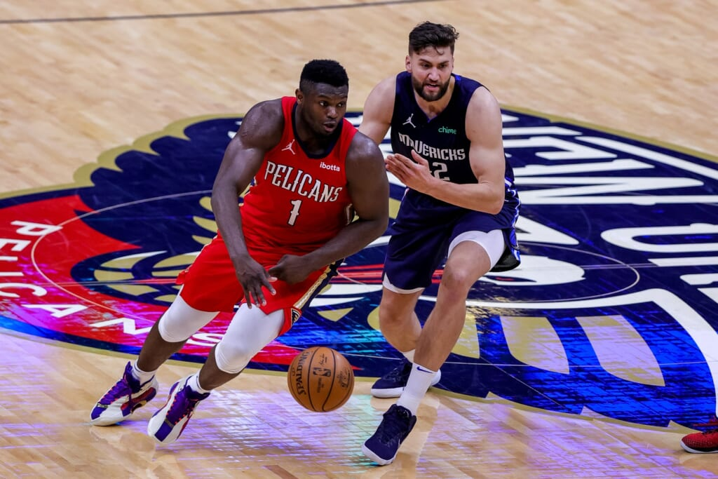 Ranking Dallas Mavericks potential NBA play-in tournament opponents: 3. New Orleans Pelicans