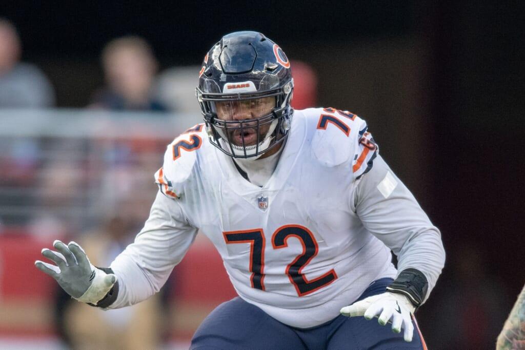 Could the Denver Broncos sign Charles Leno?