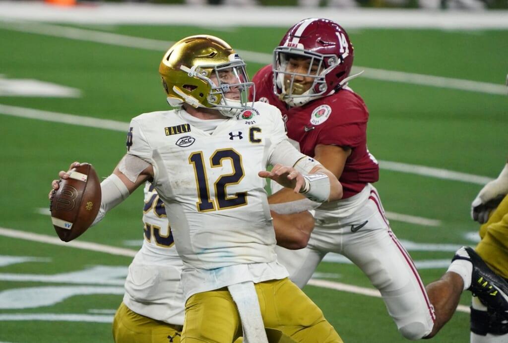 College Football Playoff: Alabama-Notre Dame