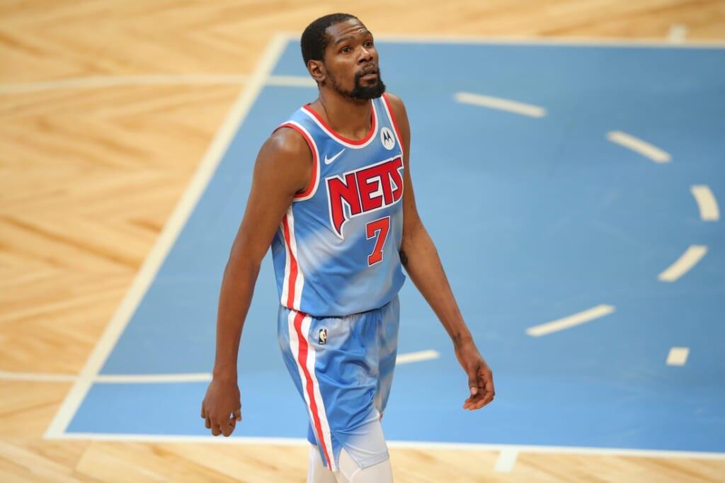 NBA MVP: Kevin Durant