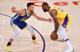 Best NBA Players: LeBron James, Stephen Curry, Golden State Warriors
