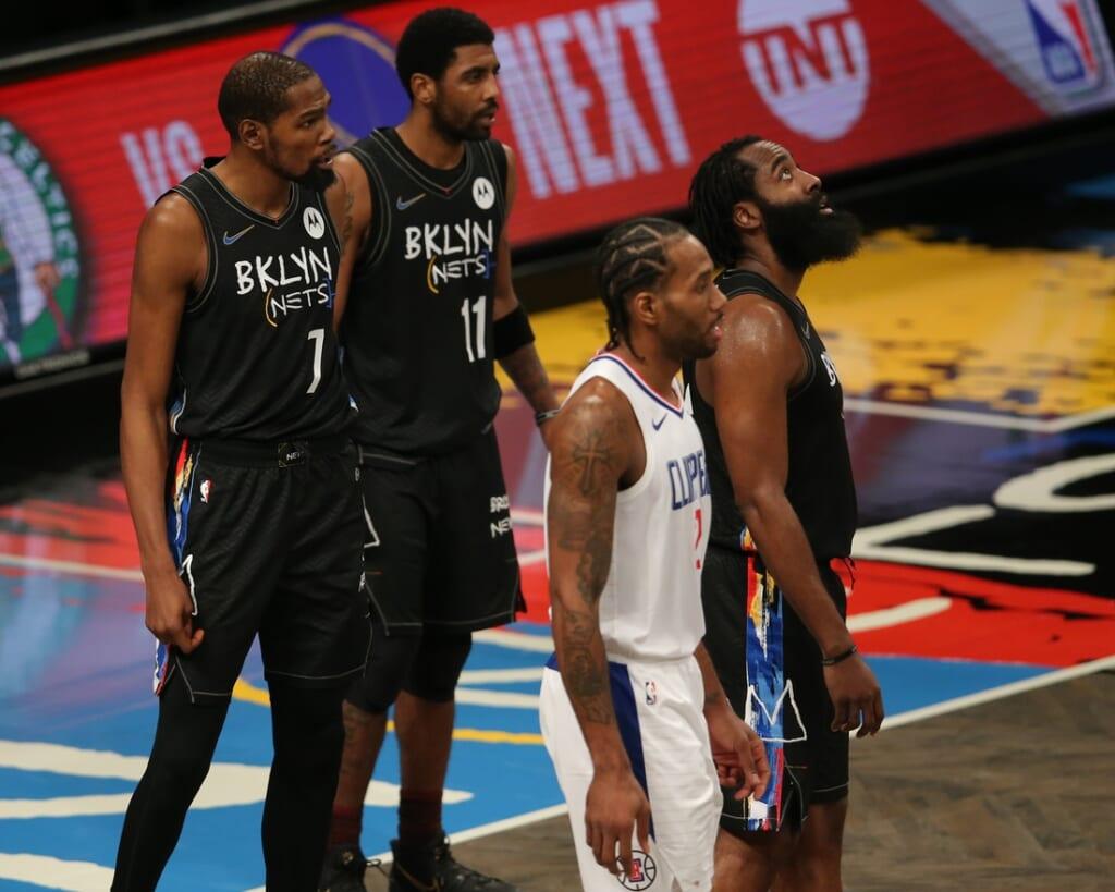 Boston Celtics, Brooklyn Nets, NBA Playoffs