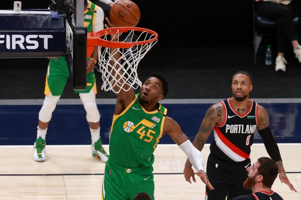 2021 NBA Playoffs: Utah Jazz