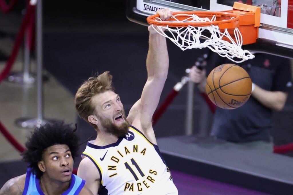 Golden State Warriors trade for Domantas Sabonis