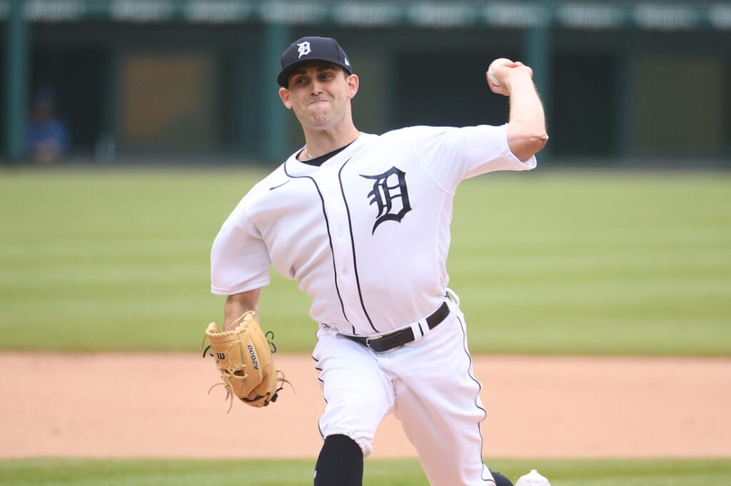A Matthew Boyd trade would be big for the Los Angeles Angels