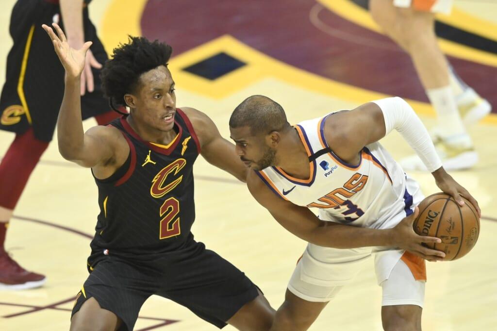 Cleveland Cavaliers trade Collin Sexton