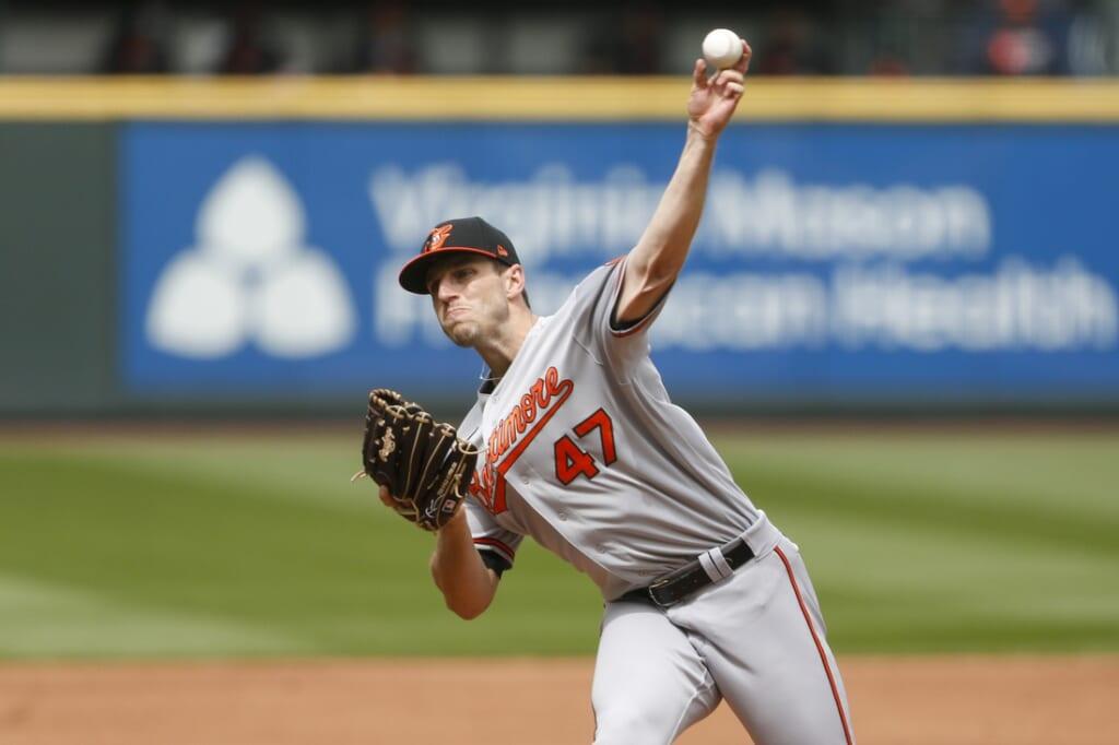 Baltimore Orioles roster: John Means