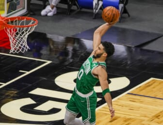 Boston Celtics-Brooklyn Nets, NBA Playoffs